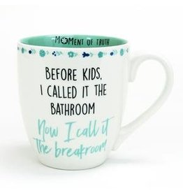 Mary Square Mug-Breakroom