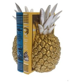 Streamline Pineapple Bookend Set