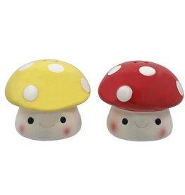 Streamline Mushroom S & P