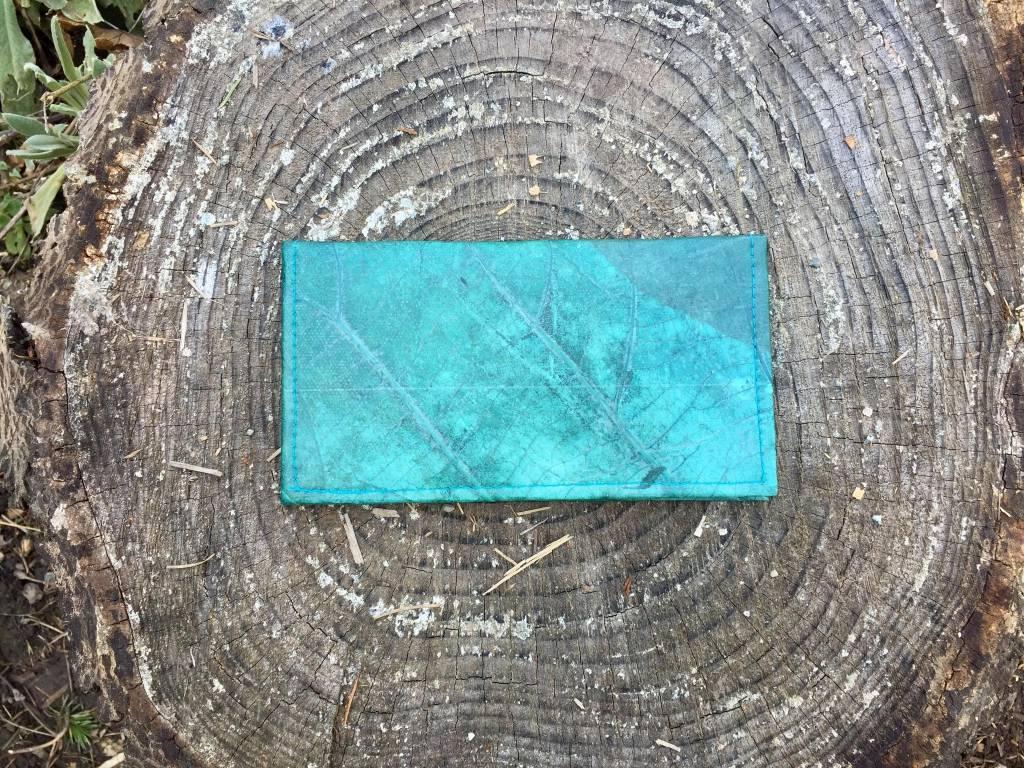 Tamaz Leaf Leather Wallets