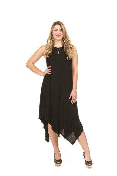 Papillon Peyton- Layered Maxi Dress (More Colours)