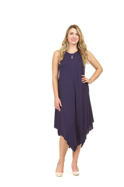 Papillon Peyton- Layered Maxi Dress (More Colours)