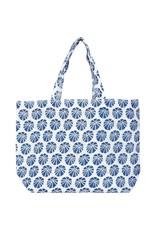 Rockflowerpaper Sea Urchin Jute Bag