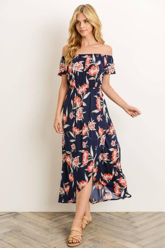 Abigail Off The Shoulder Dress