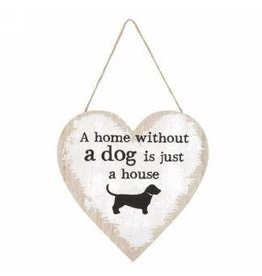 Wall Plaque- A Home Without