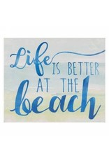 Wall Plaque- Life Is Better