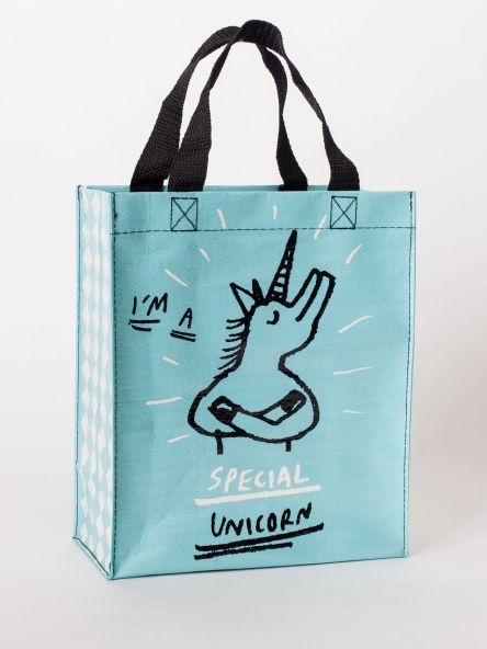 Blue Q Handy Tote- Special Unicorn