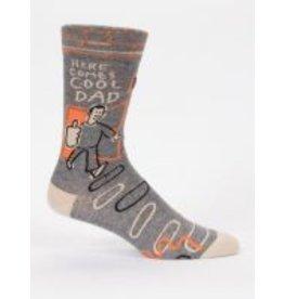 Blue Q Men's Socks- Cool Dad