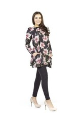 Papillon Phyllis- Floral Aline Dress