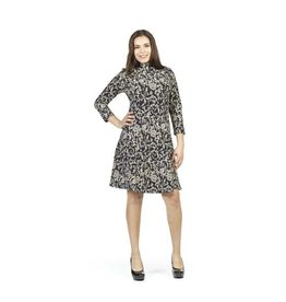 Papillon Nellie- Jaquard Dress