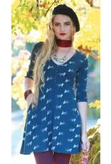 Effie's Heart Esplanade Tunic- Los Gatos Print