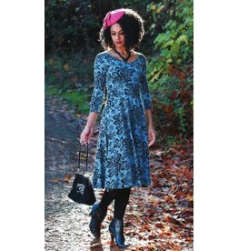 Effie's Heart Apolina Dress- Giverny Print