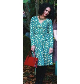 Effie's Heart Sarah Dress- Ginko Print