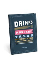 Knock Knock Drinks for Mundane Tasks