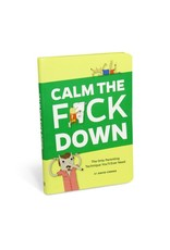 Knock Knock Calm the F*ck Down