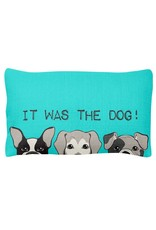 Stephen Joseph Pillow- It Was The Dog