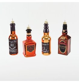 180 Degrees Whiskey Ornaments
