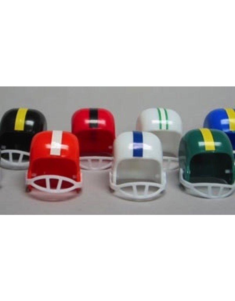 PFEIL & HOLING FOOTBALL HELMETS ASST 1 1/2'' BOX 72 CT