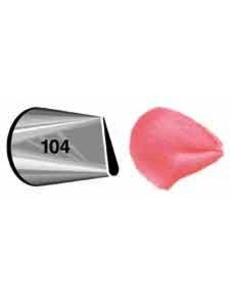 ATECO #104 BASIC ROSE TIP