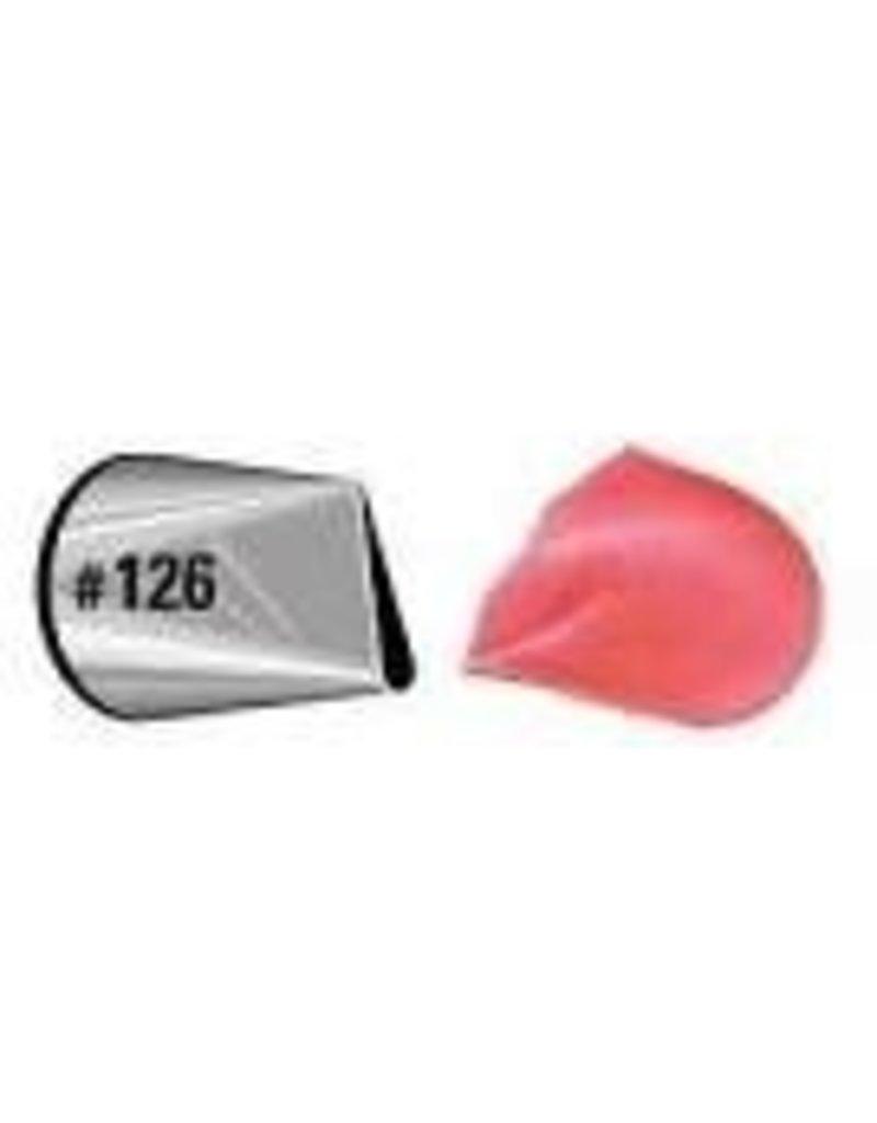 ATECO #126 MEDIUM ROSE TIP