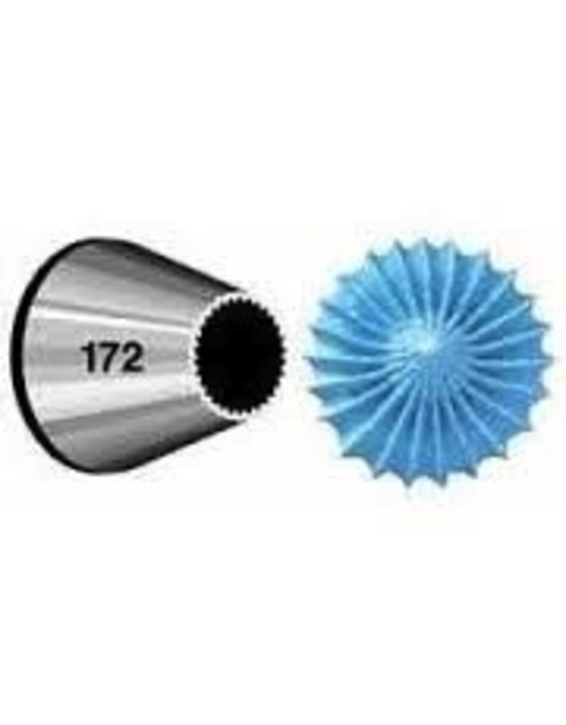 ATECO #172 LARGE DROP FLOWER TIP