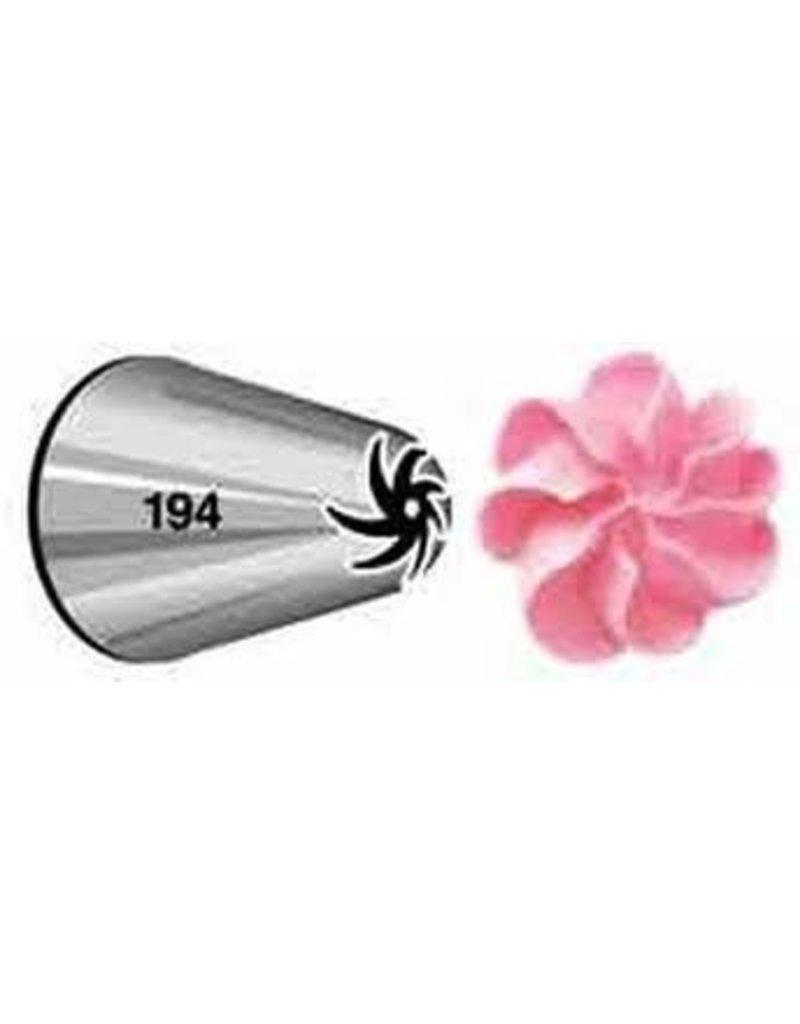 ATECO #194 LARGE DROP FLOWER TIP