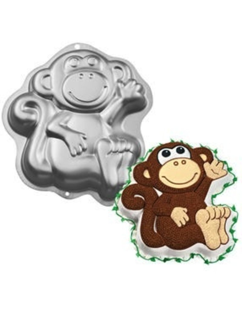 WILTON ENTERPRISES MONKEY PAN