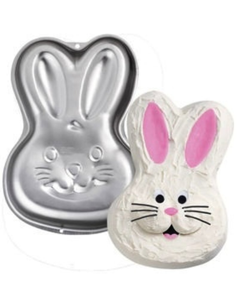 WILTON ENTERPRISES BUNNY PAN