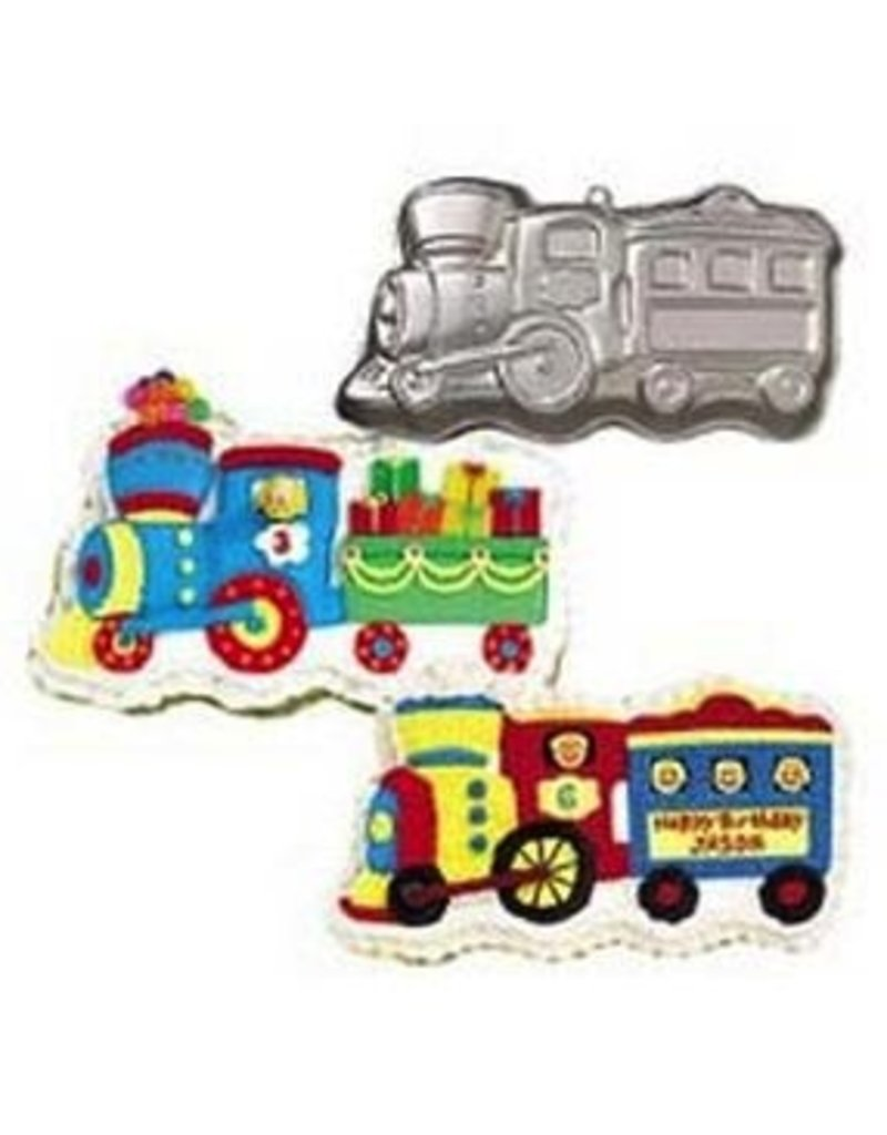 WILTON ENTERPRISES TRAIN CAKE PAN