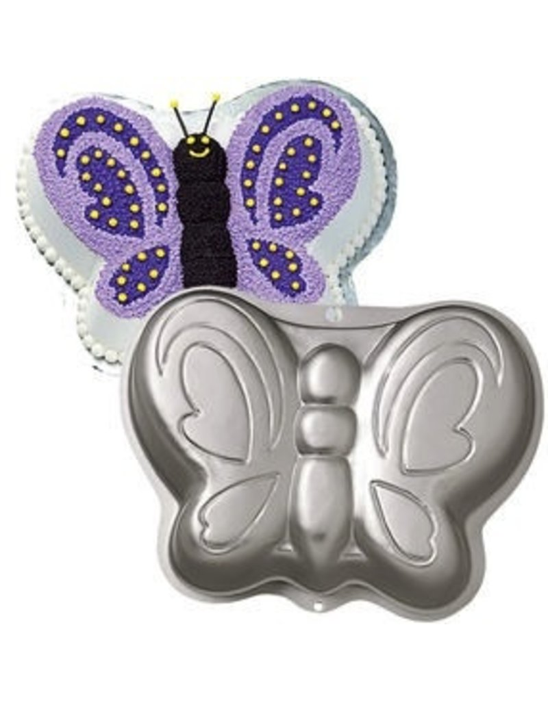 WILTON ENTERPRISES BUTTERFLY PAN