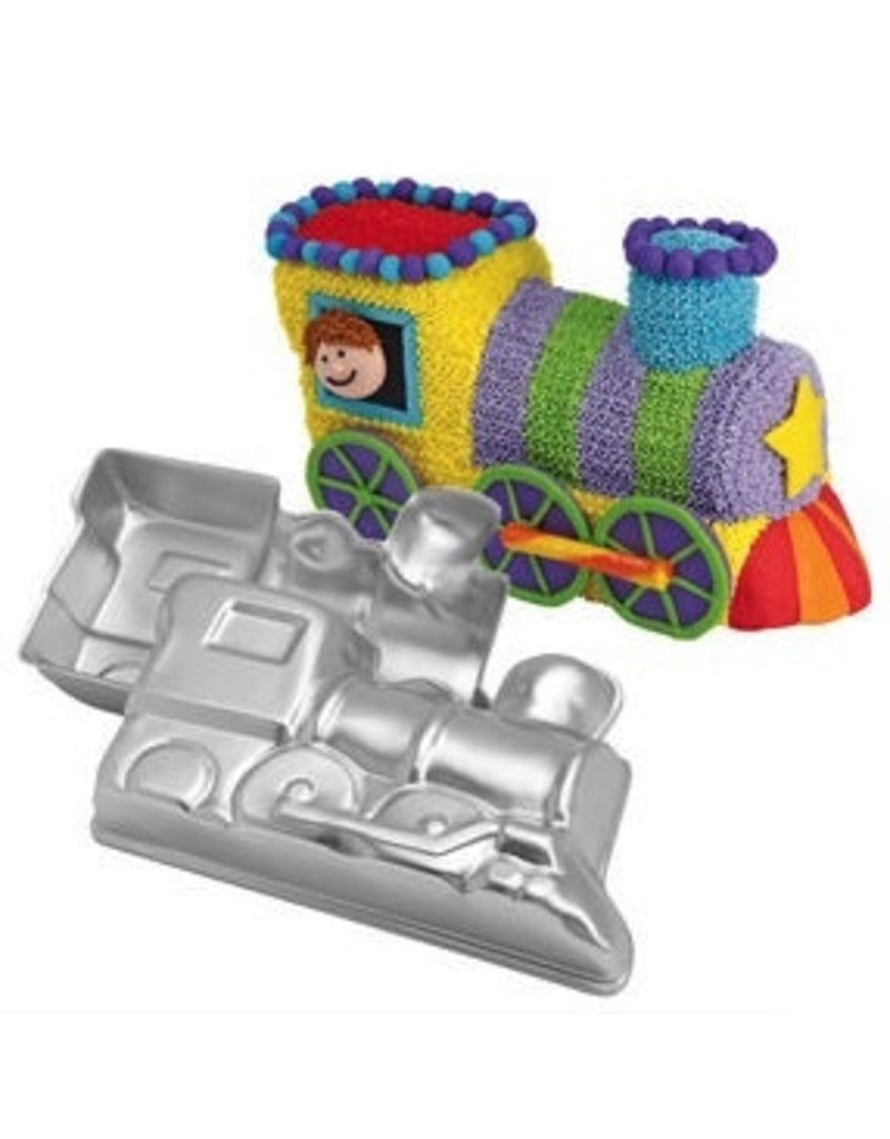 WILTON ENTERPRISES 3D CHOO CHOO TRAIN PAN