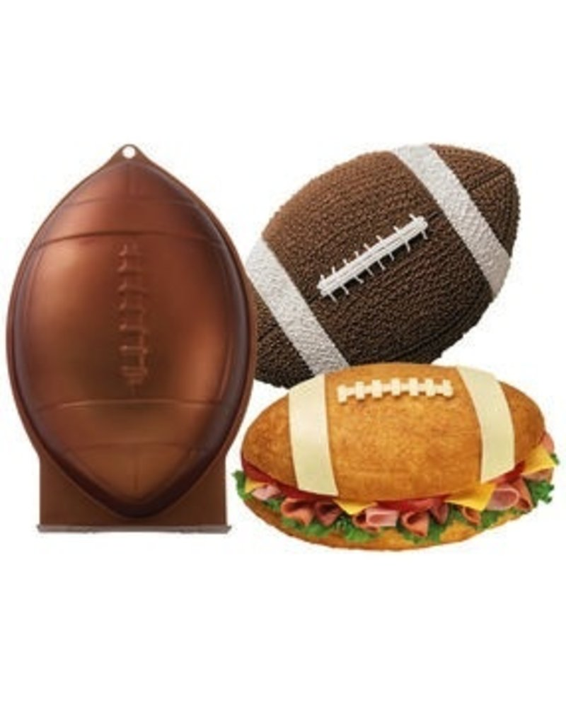 WILTON ENTERPRISES 1ST N TEN FOOTBALL PAN
