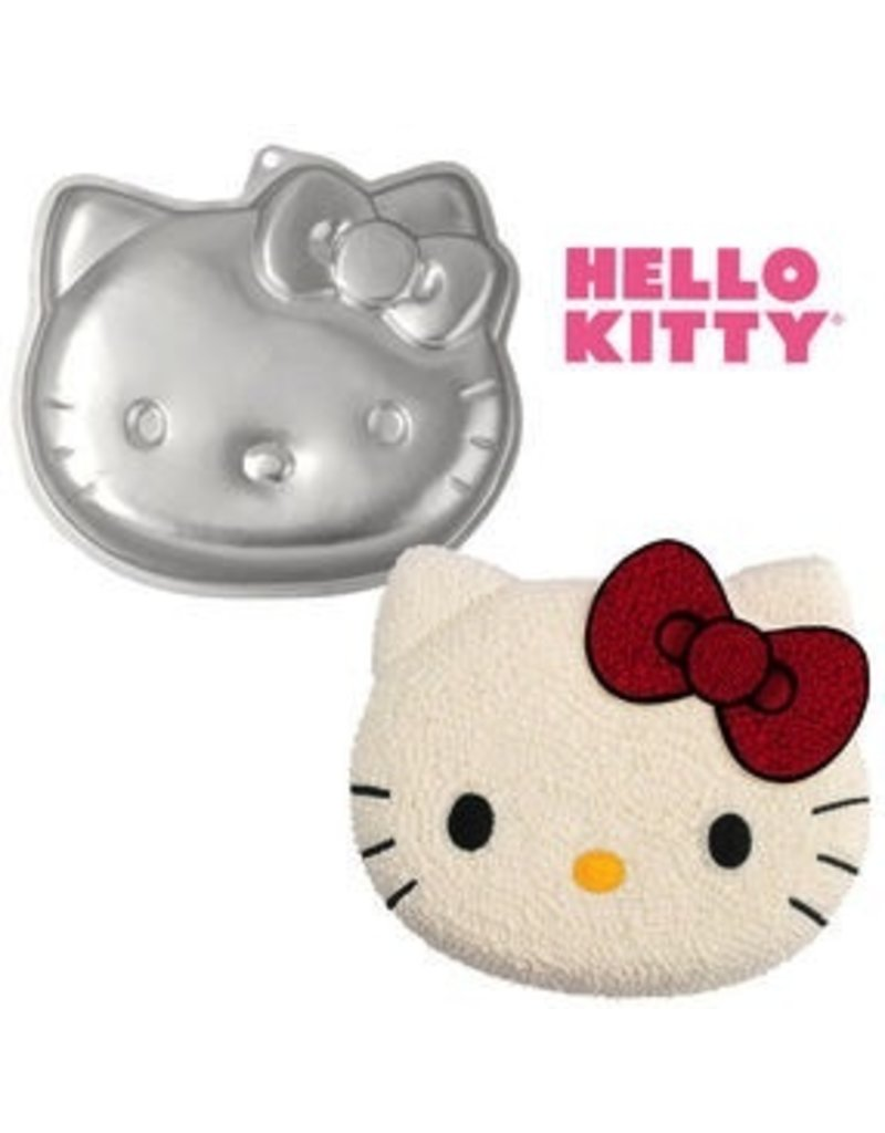 WILTON ENTERPRISES HELLO KITTY CAKE PAN