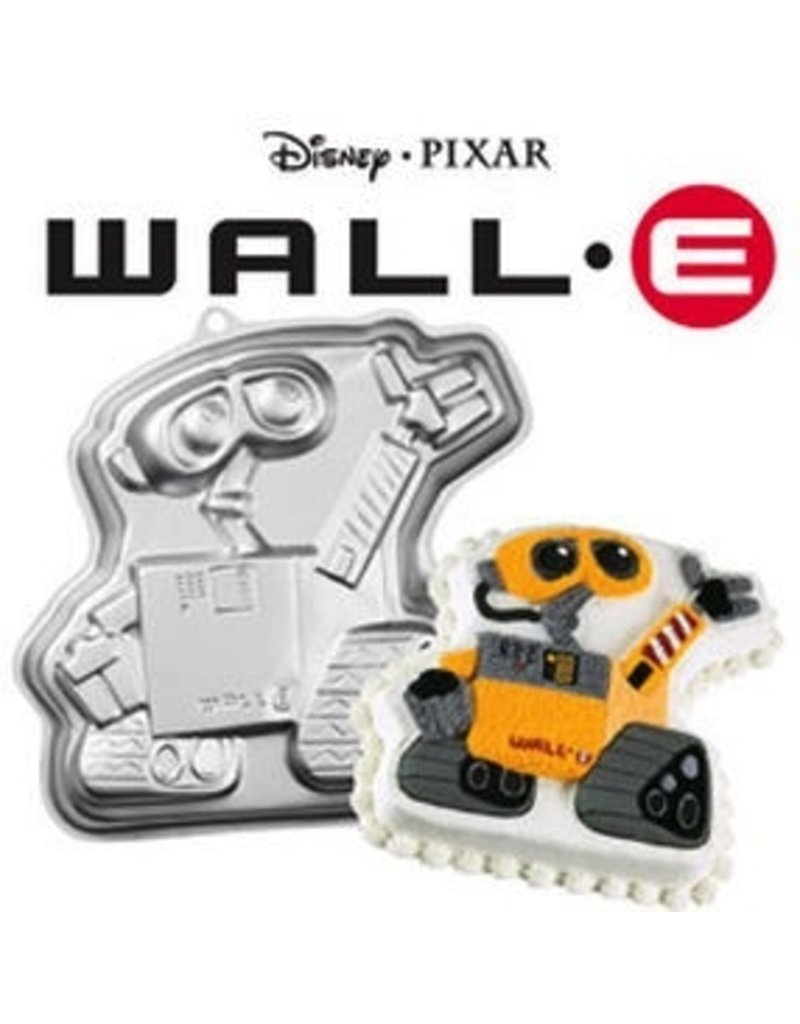 WILTON ENTERPRISES WALL E CAKE PAN