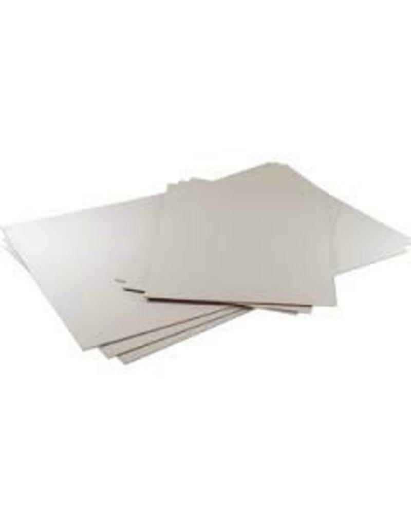 PACKAGING & MORE QTR SHEET 14 X 10'' WHITE BOARD EA