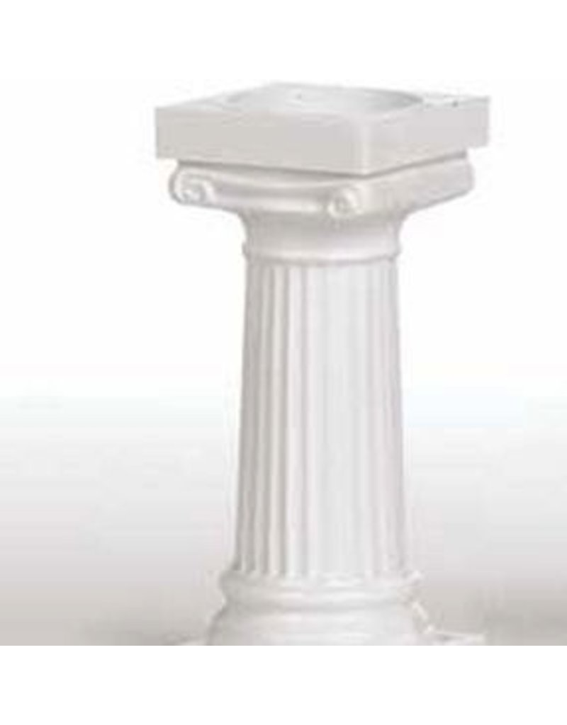 WILTON ENTERPRISES 3'' GRECIAN PILLARS 4 PK