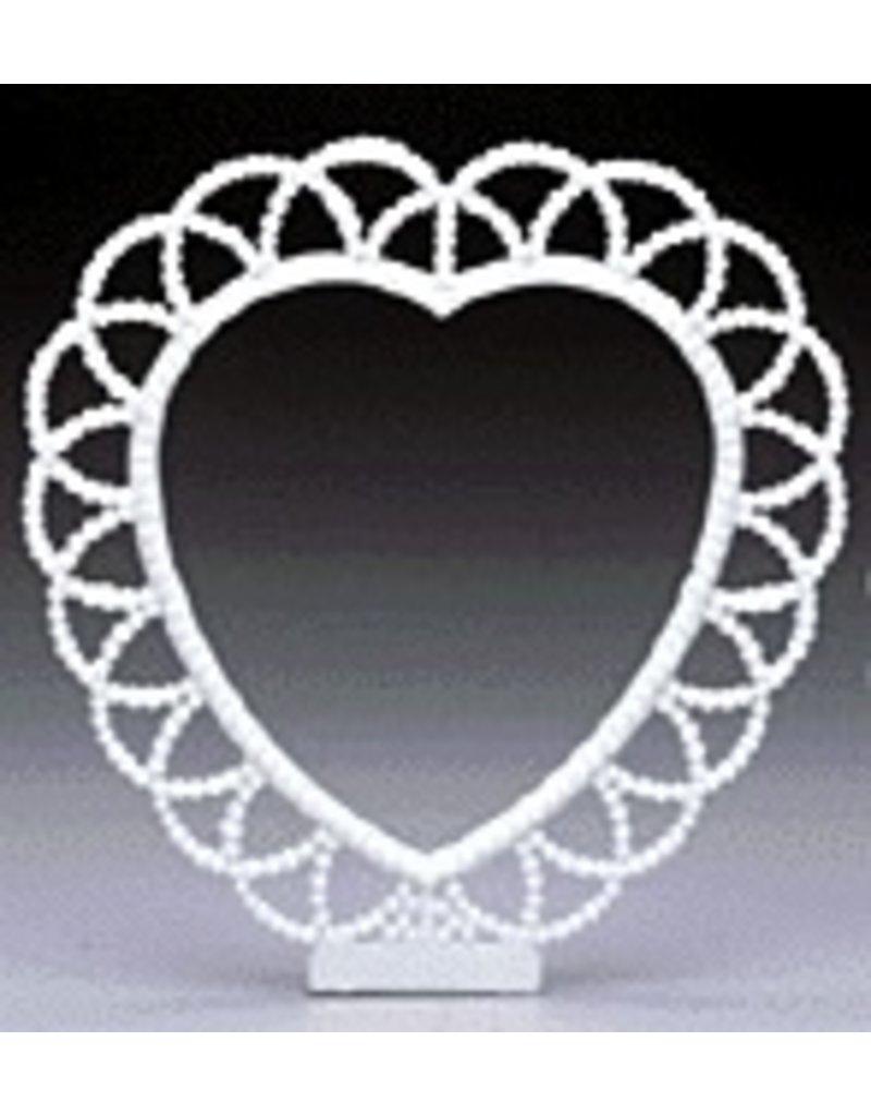 PFEIL & HOLING HEART BACKGROUND 6'' EA