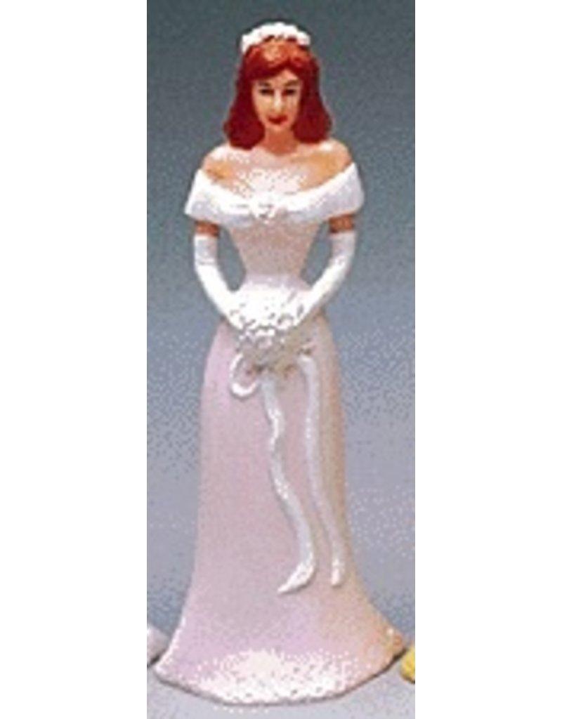 PFEIL & HOLING BRIDESMAID 4 1/2'' PINK BOX 12 CT