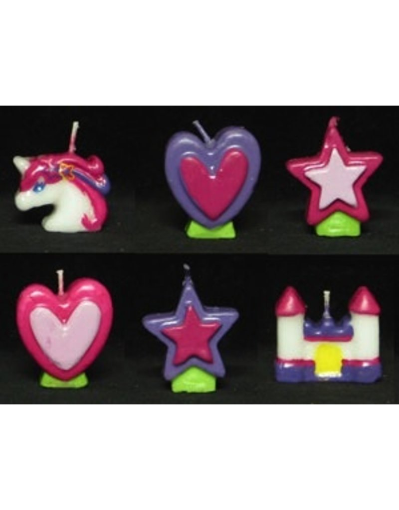 PFEIL & HOLING PRINCESS CANDLE SET EA