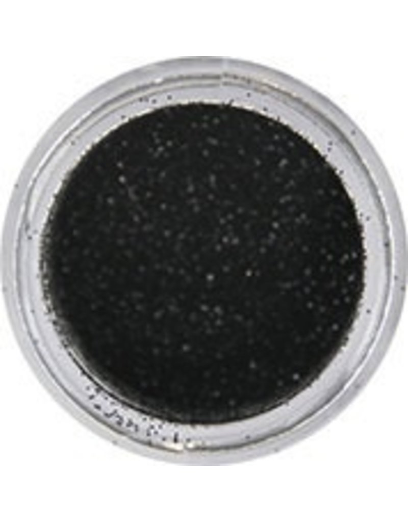 PFEIL & HOLING GLAMOUR MIDNIGHT BLACK DUST EA 5g