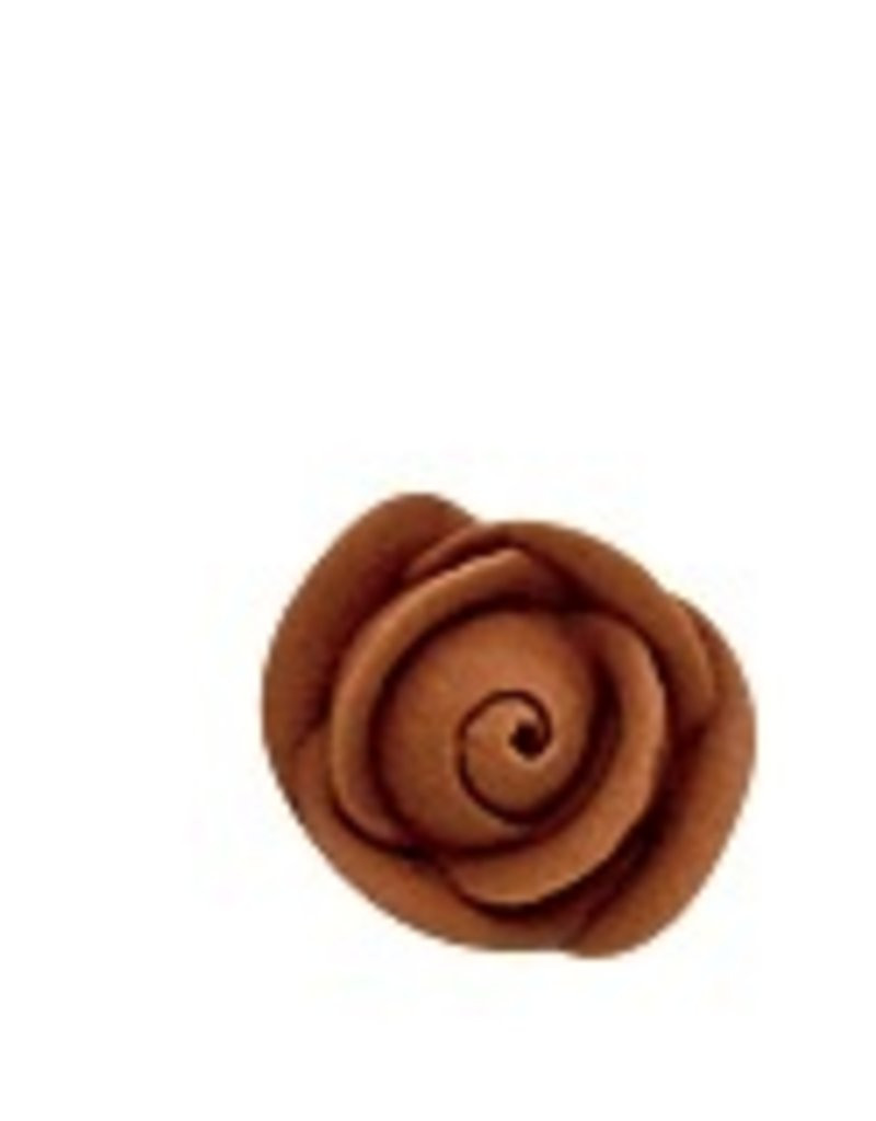 PFEIL & HOLING MINI CHOC BROWN ROSES 7/8'' BOX 120 CT