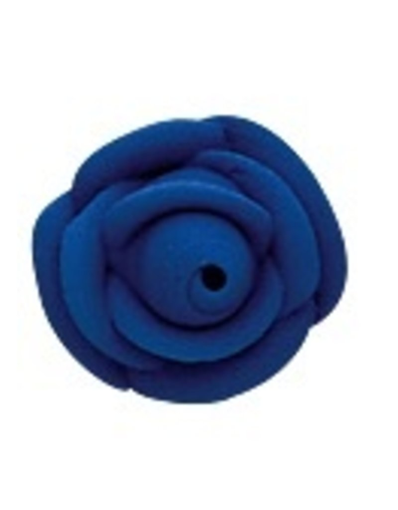 PFEIL & HOLING SMALL ROYAL BLUE ROSES 1 1/8'' BOX 120 CT