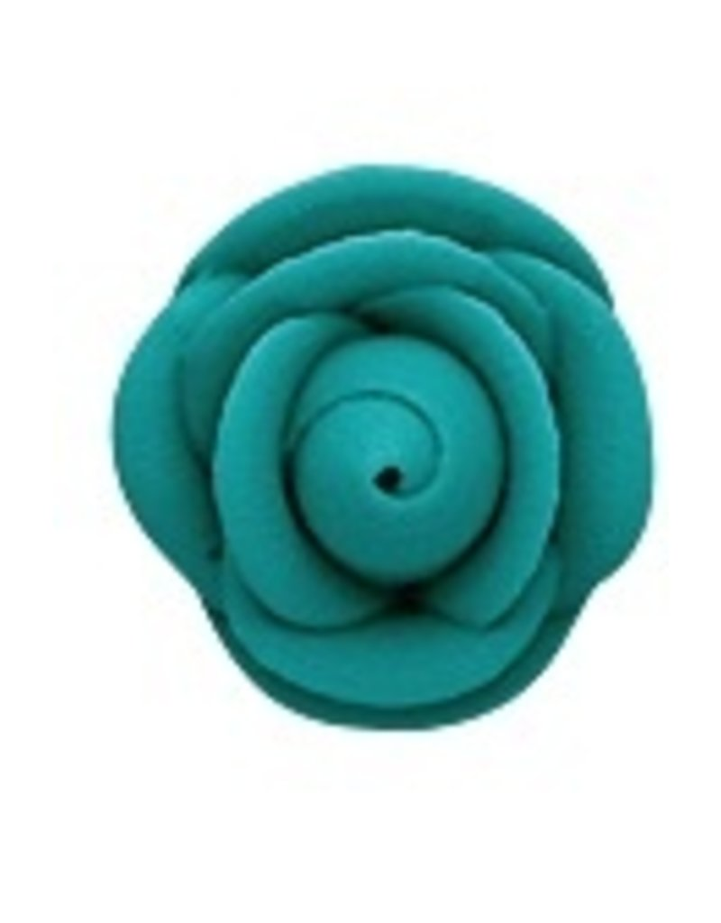 PFEIL & HOLING SMALL TEAL ROSES 1 1/8'' BOX 120 CT