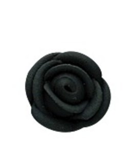 PFEIL & HOLING SMALL BLACK ROSES 1 1/8'' BOX 120 CT
