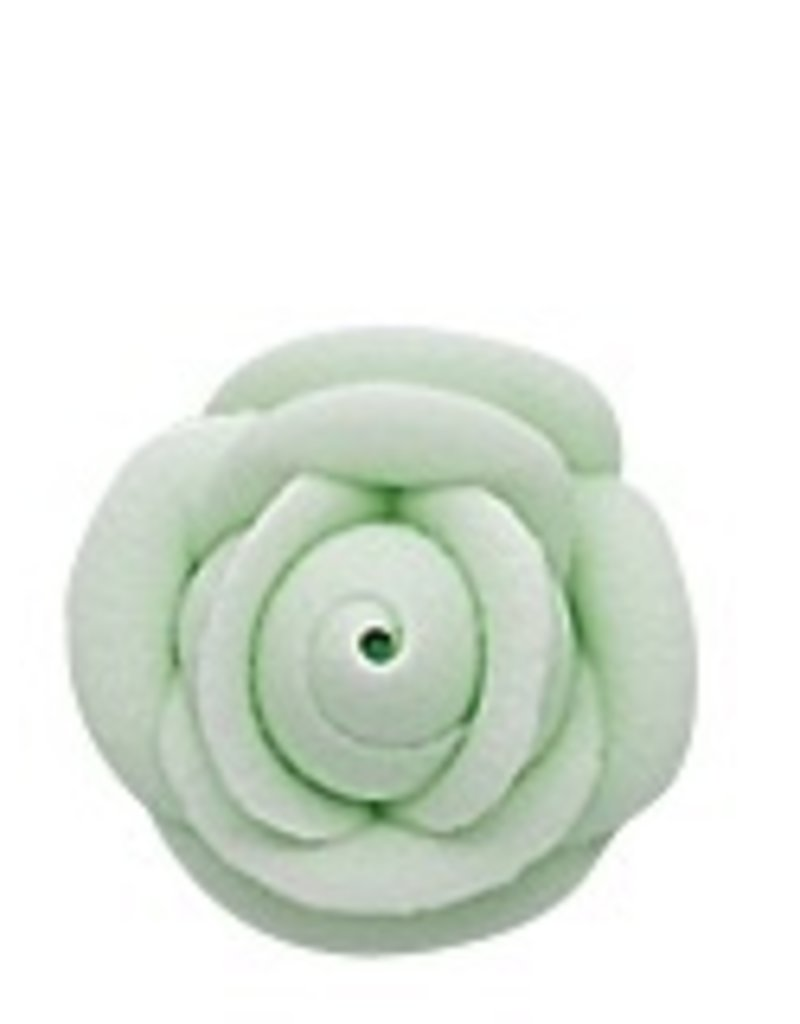 PFEIL & HOLING SMALL MINT GREEN ROSES 1 1/8'' BOX  120 CT