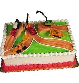 PFEIL & HOLING CONSTRUCTION ZONE CAKE KIT BOX 6 CT