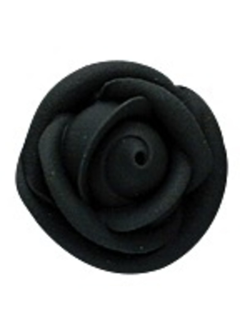 PFEIL & HOLING MEDIUM BLACK ROSES 1 1/4'' BOX 90 CT