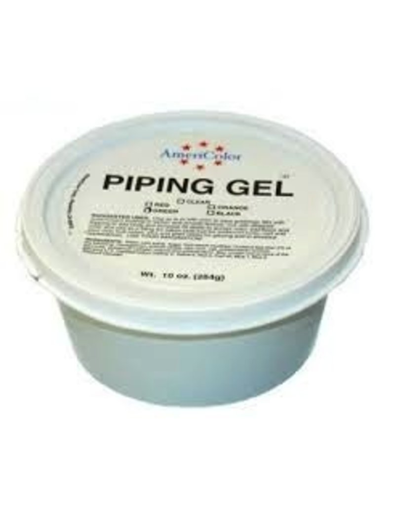 ATECO AMERICOLOR CLEAR PIPING GEL EA 10 OZ