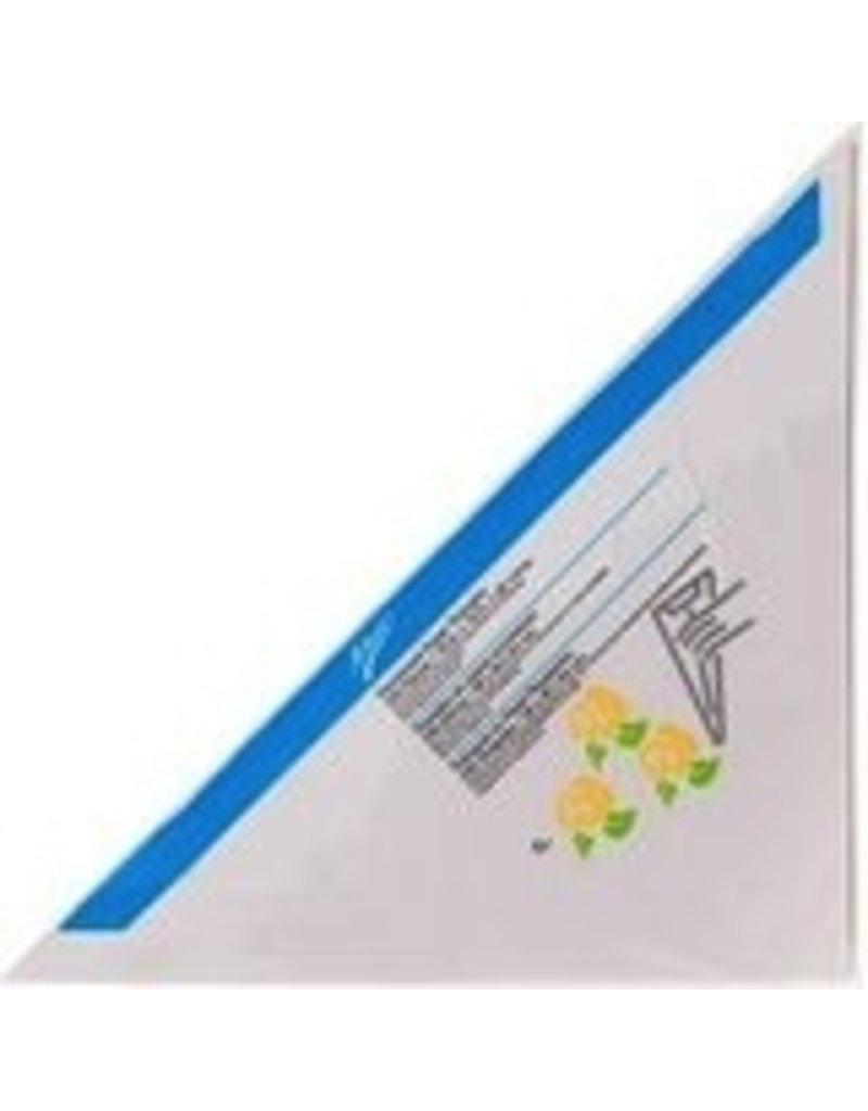 ATECO PARCHMENT PAPER TRIANGLE 15X15X21'' BOX 100 CT