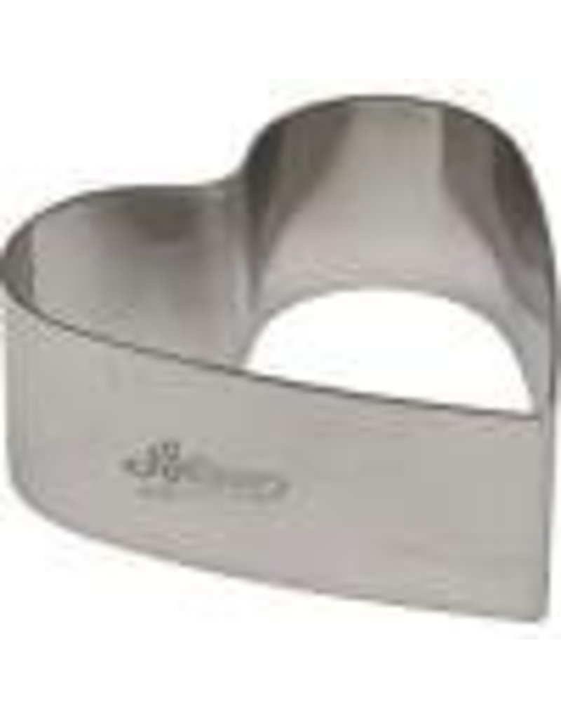 ATECO 3'' HEART SHAPED CUTTER EA